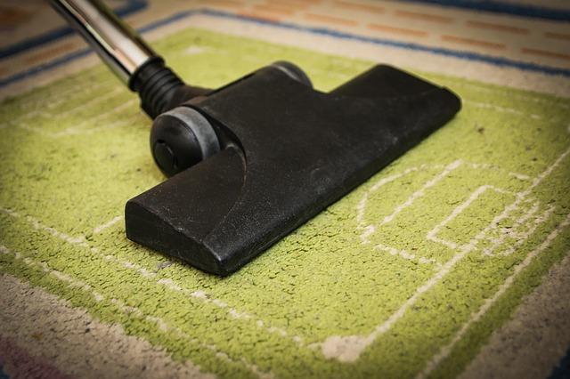 vysavač na koberec