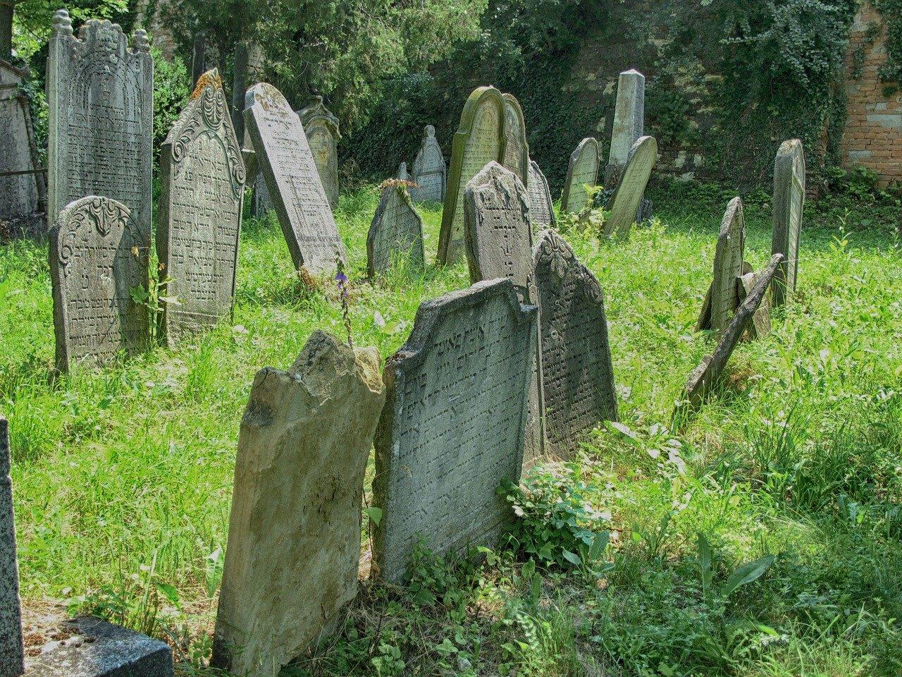 mikulovský židovský hřbitov